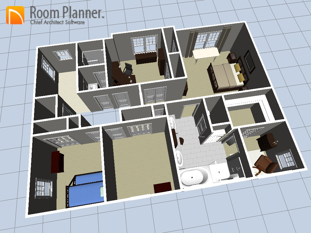 Plans specs for 2nd floor house plan
