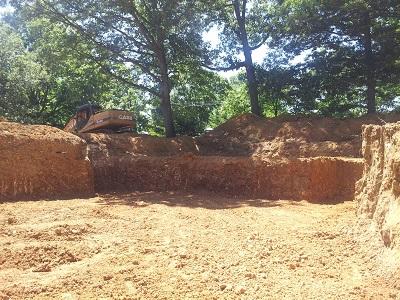 Excavated Basement